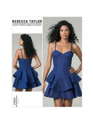 Rochie mini de ocazie, din colecţia Rebecca Taylor